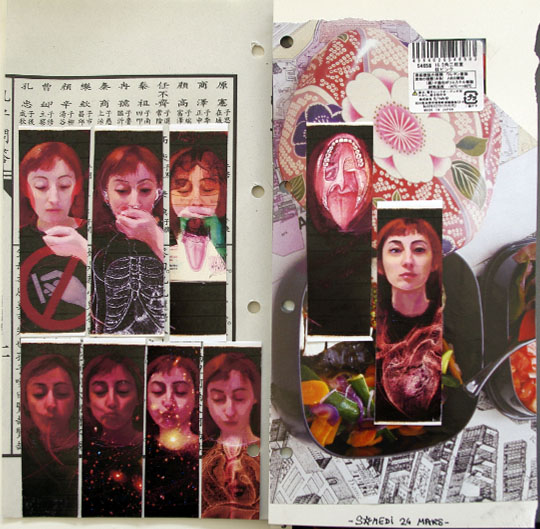 collages de mars 2012