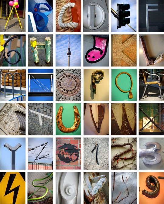 Alphabet de Berlin - cali rezo - photos