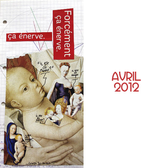 collages de avril 2012