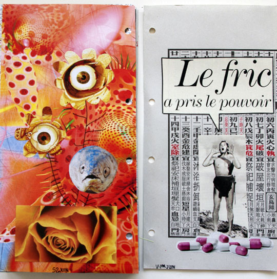 collages de juin 2012