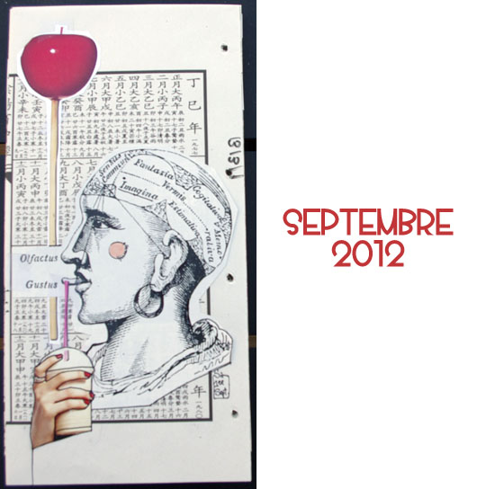collages de septembre 2012