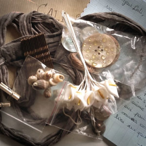 4e paquet reçu : merci à Elixiane JD !