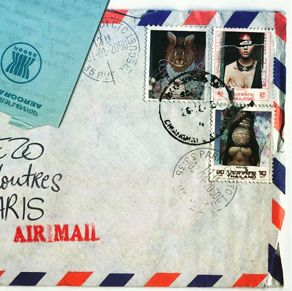 Imaginary Snail Mail